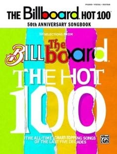 the Billboard HOT 100 anniversary