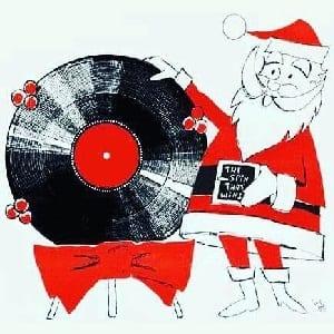 Zimný výpredaj vinylových platní 2018