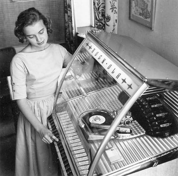 Starý Jukebox v akcií
