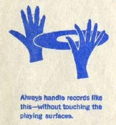 Ako zaobchádzať s vinylovou platňou?